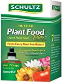 Schultz All Purpose 10-15-10 Plant Food Plus, 8-Ounce (Fоur Расk)
