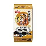 低温製法米 おいしいパックごはん 北海道ななつぼし 180gX3