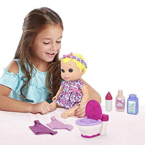 Little Darlings It's My Potty Baby Doll