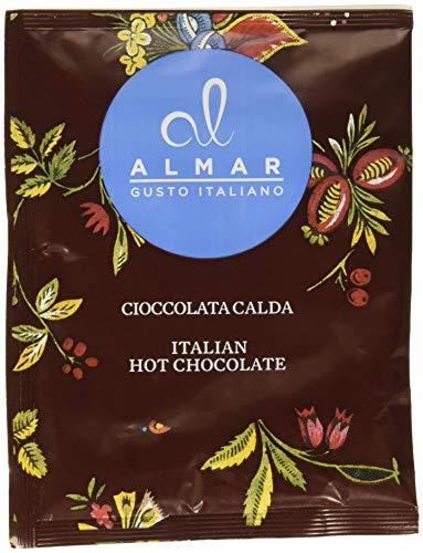 Almar Cioccolata Calda Cortina monoporzione 25x30g - gusto BIANCA