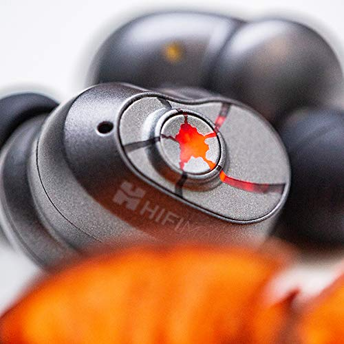 HIFIMANハイファイマンTWS600完全ワイヤレスイヤホントゥルーワイヤレスBluetooth5.0IPX4最大約5.5時間再生
