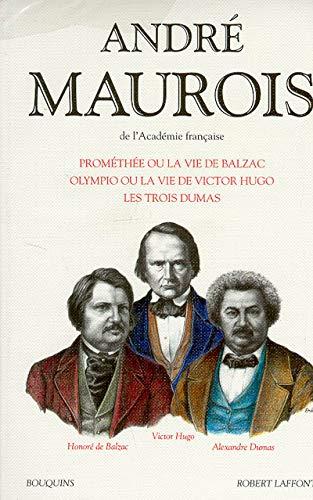 Prométhée ou la Vie de Balzac