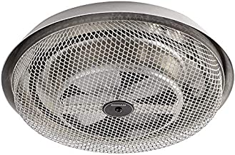 Broan-NuTone 157 Low-Profile Solid Wire Element Ceiling Heater, Standard, Satin