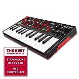 AKAI Professional Mpk Mini Play – Clavier Maître MIDI/USB avec Haut-Parleurs Intégrés, Pads...