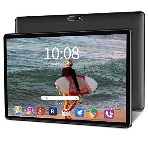 Tablet Android 9.0 Pie Ultrar-Rápido 10.1