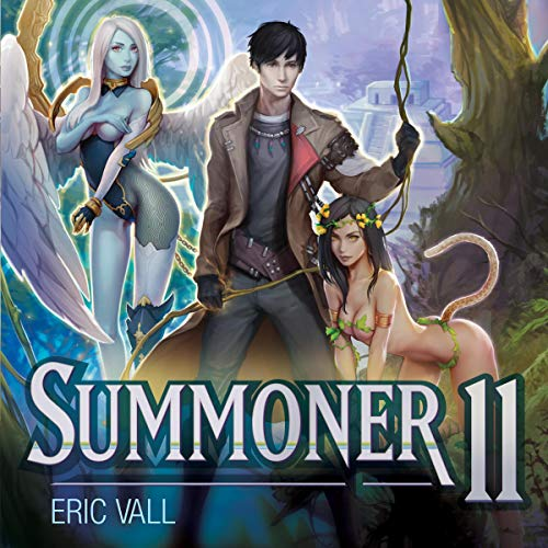 Page de couverture de Summoner 11