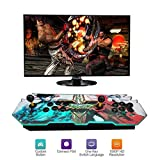 Arcade Home Game Console 3D Retro Games Full Hd 2 Player Game Controls Support Multiplayer Hdmi Vga Usb Aux Audio Output Support Pc Laptop Tv Ps4