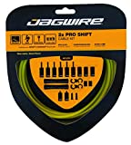 Jagwire pck507Kit Cable y Gaines Unisex, Amarillo