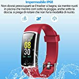 Immagine 2 yamay smartwatch orologio fitness tracker