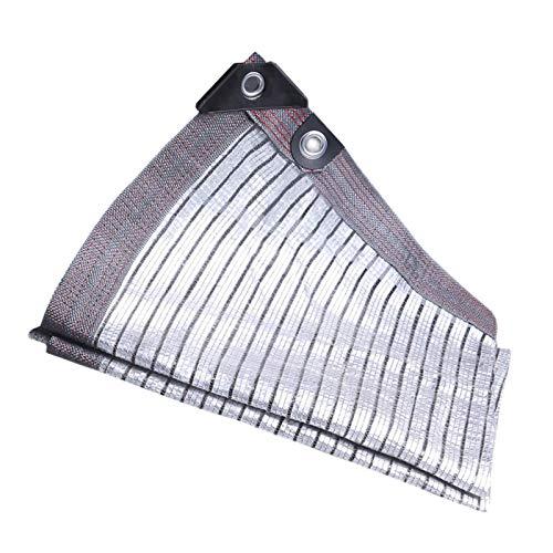 Toldos De Vela para Patio Toldo De Cubierta Protección Solar 95% Tasa De Sombreado Ventilación Permeable Traer Cuerda Mantener Fresco para Patios Patio Jardín Instalaciones Y Actividades Al Aire Lib
