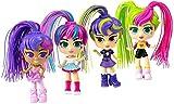 CURLIGIRLS - Assortiment Poupées à collectionner - Cheveux magiques pour des coiffures à l'infini - Modèle aléatoire - Cadeau jouet fille - Accessoires inclus - Poupée 15 cm
