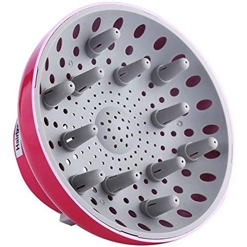 Hairizone difusor Universal para secadores de pelo con boquilla de diámetro 4,3-6,6 cm, para pelo...