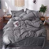 huyiming bed linings Wird für die vierteilige Steppdecke in Studentenwohnheimen aus Aloe Vera-Baumwolle verwendet. Vierteilig 200 * 230 Blatt 230 * 230
