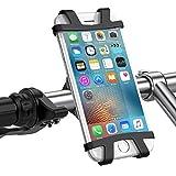 UGREEN Soporte Móvil Bici, Soporte Movil Bicicleta Montaña Moto Manillar para Teléfono Xiaomi Redmi 6A Mi A2 Lite A1 Mi 9 SE iPhone X XR 8P 7 BQ Huawei P30 Huawei P20 Lite Samsung A7 J6 4.5'-6.2'