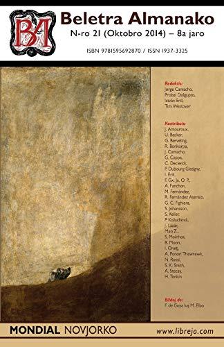 Beletra Almanako 21 (BA21 - Literaturo en Esperanto) (Esperanto Edition) (Paperback)