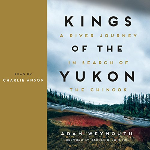 Kings of the Yukon audiobook cover art