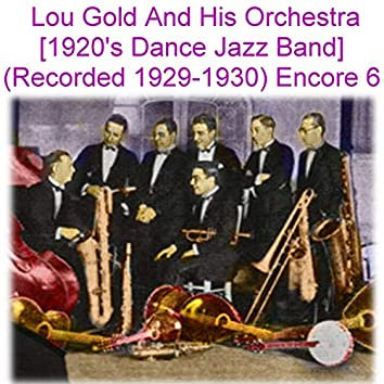 Lou Gold and His Orchestra Encore 6