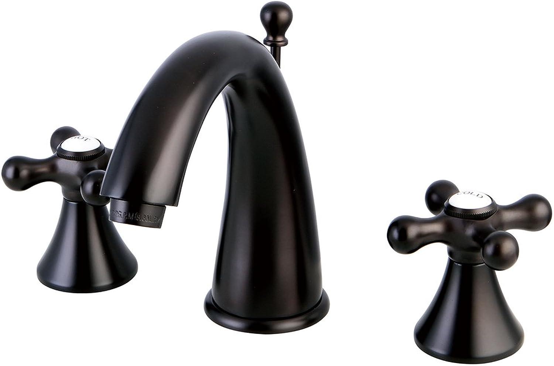 Nuvo Elements of Design St. Regis ES2975AX WC-Wasserhahn, 2-Griffe, 20,3 cm bis 40,6 cm, bronzefarben