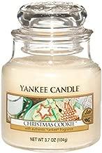 Yankee Candle Glaskerze, klein, Christmas Cookie