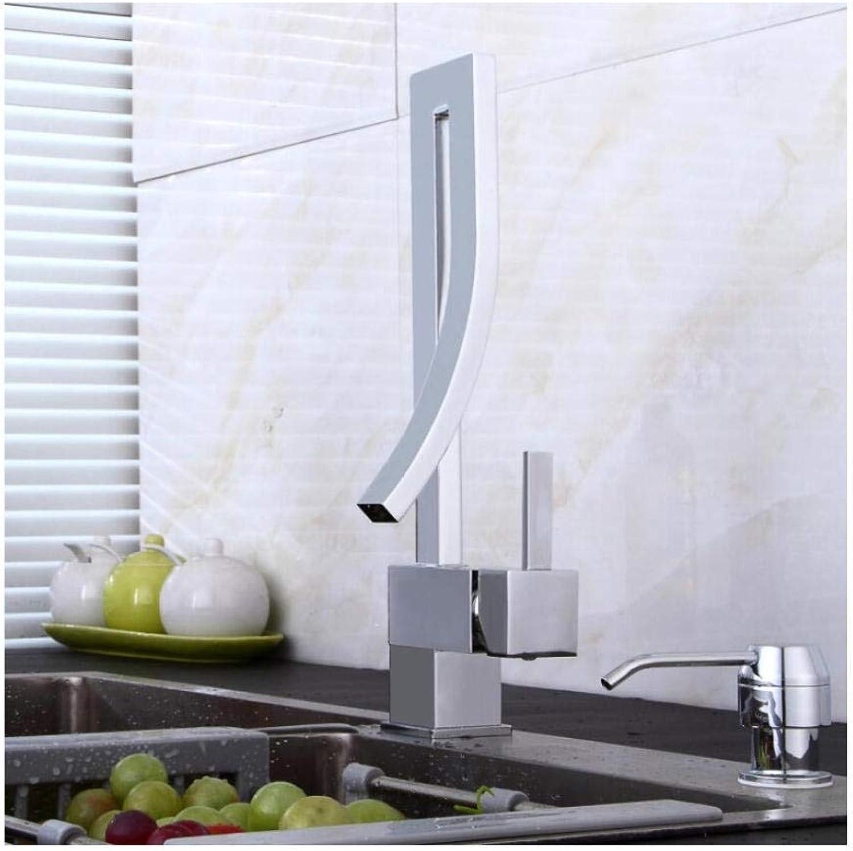 Wasserhahn Elegante Messing Badezimmer Platz Waschbecken Wasserhahn Luxus Waschbecken Mischbatterie Deck montiert heien und kalten Waschbecken Mischbatterie Wasserhahn