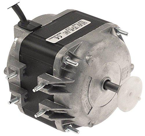 Elco Ventilador Motor Rodamientos 50/60Hz Cable 500mm L153mm L284mm L3111,5mm 25W 230V ancho 83mm