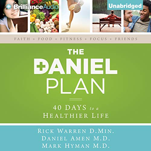 『The Daniel Plan』のカバーアート