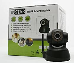 INSTAR IN-3011 IP Überwachungskamera WLAN
