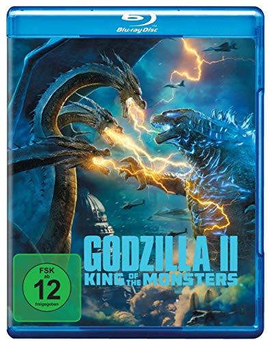 Godzilla II: King of the Monsters [Blu-ray]