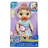Baby Alive - Babille - Poupee cheveux bruns