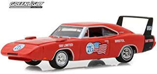 1969 Dodge Charger, Daytona Spirit of 76 Bristol 500 Limited - Greenlight 29969/48 - 1/64 Scale Diecast Model Toy Car