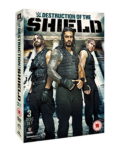 WWE: Destruction Of The Shield [DVD] [UK Import]