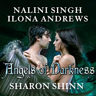 Angels of Darkness audiobook cover art