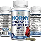 Best Horny Goat Weeds - Horny Goat Weed 1590mg Extra Strength Blend, w Review