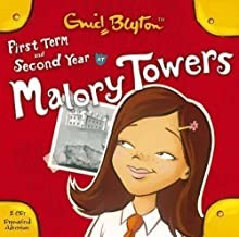 First Form and Second Year at Malory Towers (2 CDs) by Blyton, Enid on 15/06/2006 unknown edition