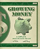 dollar-looking green cover with green piggy bank