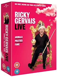 Ricky Gervais - Live
