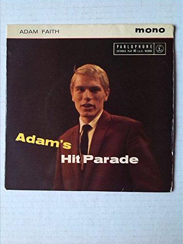 Faith, Adam Adam\'s Hit Parade EP Parlophone GEP 8811 EX/EX 1960 picture sleeve