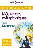 Méditations métaphysiques by René Descartes (2013-11-06) - Larousse - 06/11/2013