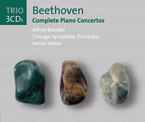 Alfred Brendel, Chicago Symphony Orchestra & James Levine