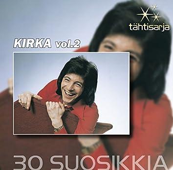 Tähtisarja - 30 Suosikkia Vol 2