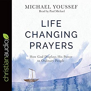 Life-Changing Prayers audiobook cover art
