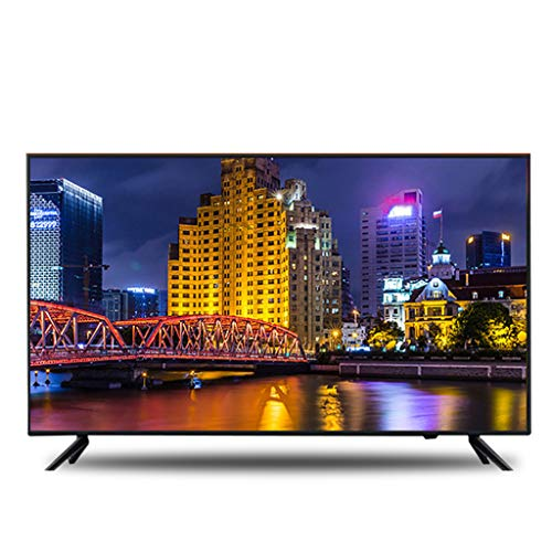 OCYE 4k Smart TV 50 Zoll 1920 * 1080 Auflösung, 450 Cd / ㎡ Helligkeitsanzeige, Gebogenes LCD-Display, USB 2.0-Schnittstelle, LED-Flachbildfernseher