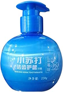 Oral Care Whitening Fluoride Free & SLS Free Toothpaste Stain Removal Toothpaste Fight Bleeding Gums LIM&Shop