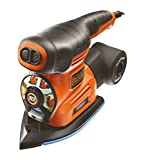 BLACK&DECKER KA280 220 Watt 4-in-1 Multischleifer AutoSelect