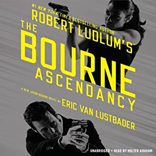 Robert Ludlum's (TM) The Bourne Ascendancy audiobook cover art