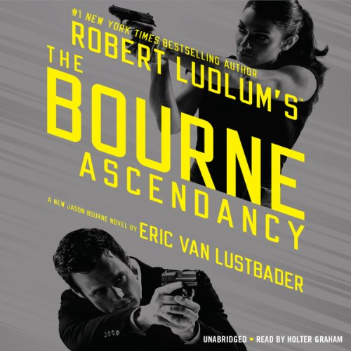 Robert Ludlum's (TM) The Bourne Ascendancy  By  cover art