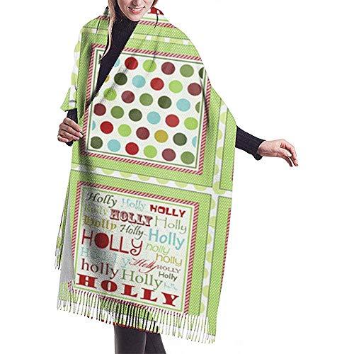 Nice-Guy Urlaub Cocktail Servietten Schal Wrap Winter warme Schal Cape große weiche gemütliche Kaschmir Schal Wrap Womans warme Schal Stola