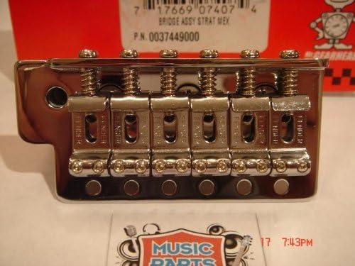 Fender Strat Mexi In stock Quantity limited Tremolo Assembly Chrome Bridge