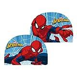 Arditex SM11944 Bonnet de bain-piscine en polyester de Marvel-Spiderman