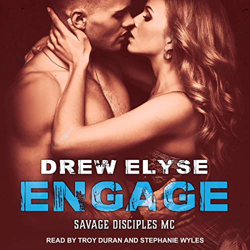 Engage audiobook cover art